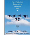 Book Cover: Marketing 3.0